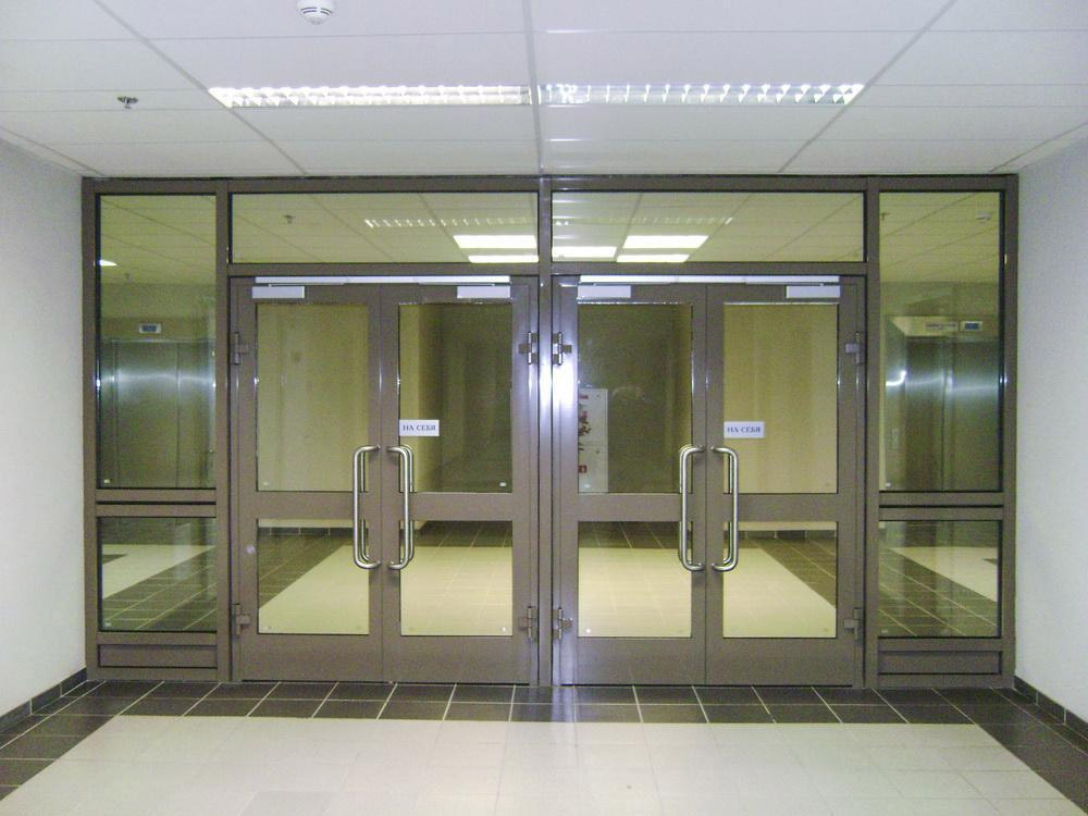 испытание дверей, ворот